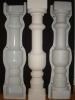 Balustre, Molds