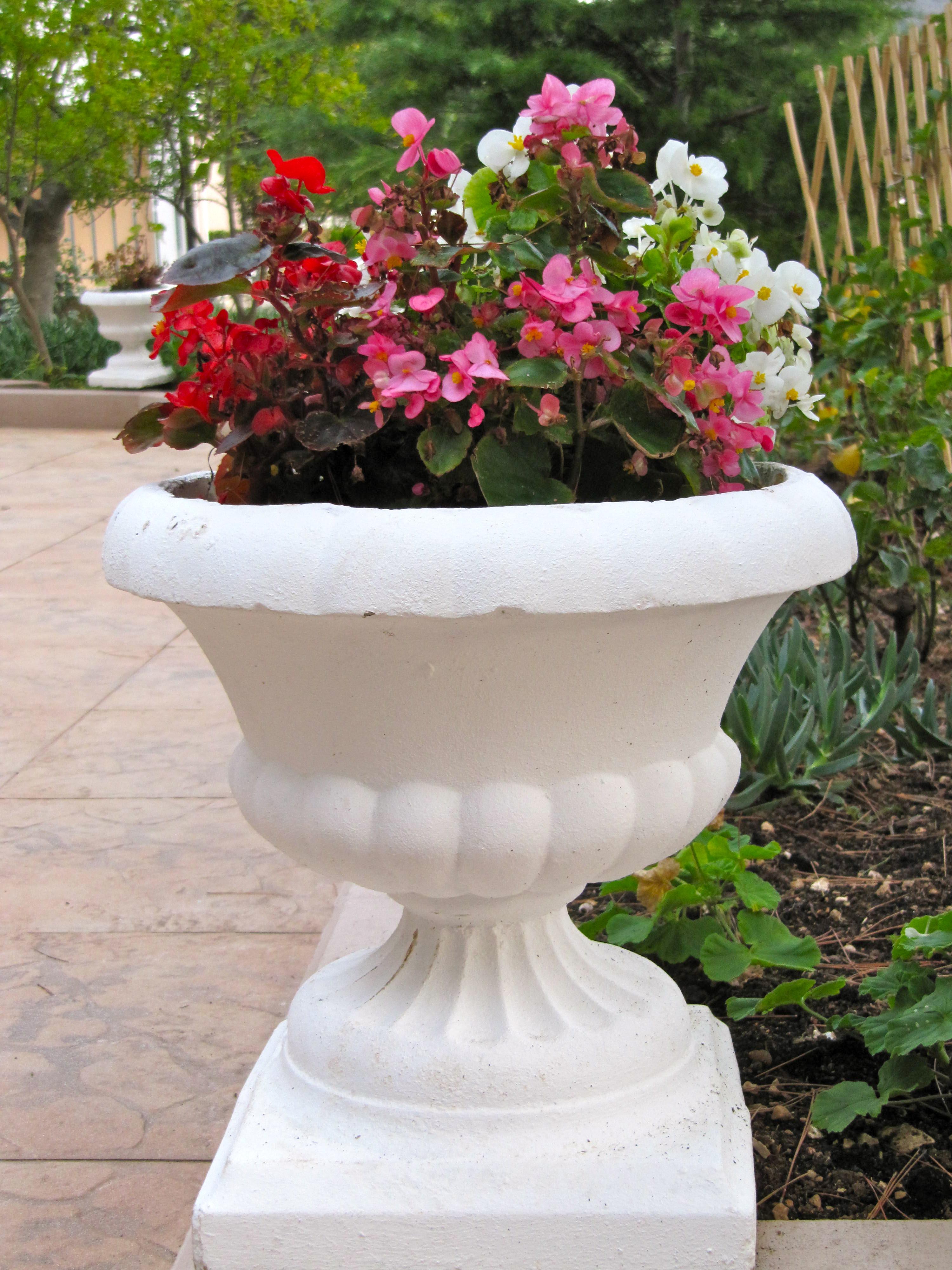 Gießform vase